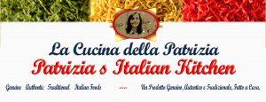 Patrizias Italian Kitchen logo